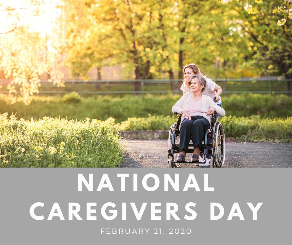 national caregiver Day 2020