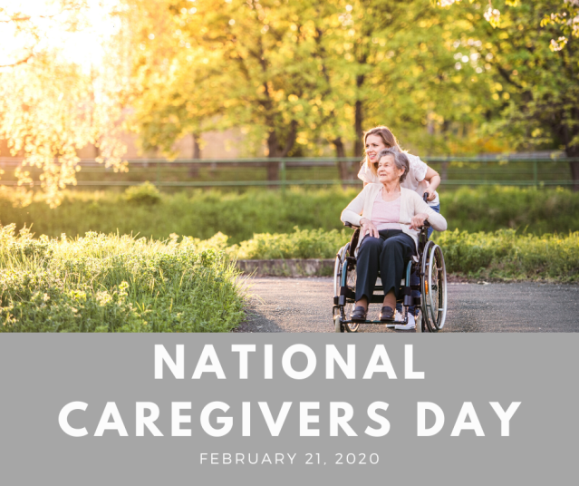 national caregiver Day 2020
